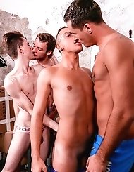 Jerome James is an eager taker who loves...